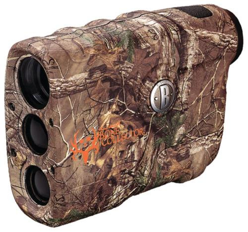 Bushnell Bone Collector LRF 4x20mm Rangefinder, Realtree Xtra Camouflage With Logo