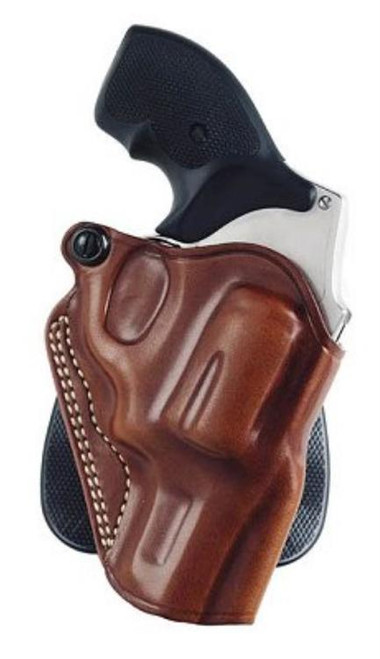 Galco Speed Paddle 158 Fits Belts up to 1.75 Tan Leather, Copolymer