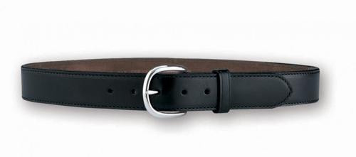 """Galco Belt Cop 32"""", 1.5"""" Wide, Black Leather"""