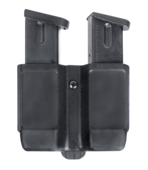 Blackhawk! Cqc Concealment Modular Double Stack Double Magazine Case Matte Black