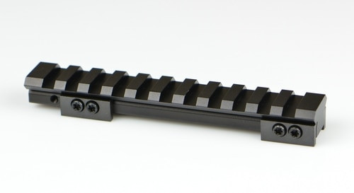 Warne Ruger Mini 14/30 Ranch Rail Matte Aluminum Maxima Base
