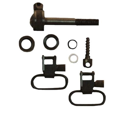 "Grovtec Remington 760/7600 Swivel Sets 1"" Black Steel"