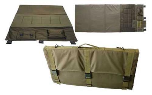 US PeaceKeeper Tactical Shooting Mat, OD Green