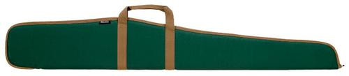 Bulldog Pit Bull Shotgun Case 52 Weather Resistant Nylon Green/Camel