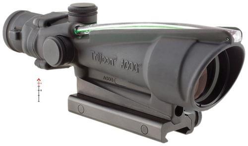 Trijicon ACOG 3.5x 35mm 28.9ft@100yds 1 Tube Black Chevron