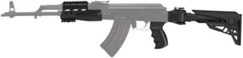 Advanced Technology AK-47 TactLite Package With Scorpion Recoil System Black