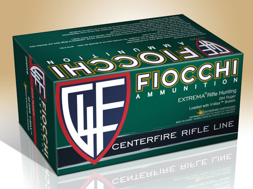 Fiocchi Extrema Hunting .204 Ruger 40gr, V-Max, 50rd Box