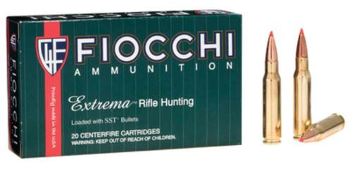 Fiocchi Extrema Rifle Hunting .308 Win 180 Gr, Sst, 20rd Box