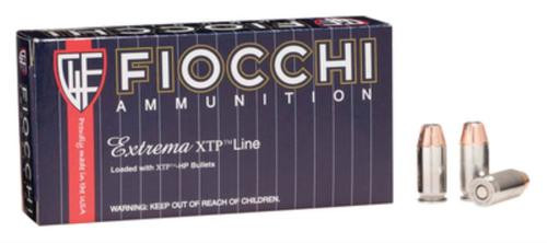 Fiocchi Extrema 45 ACP 200gr, XTP Hollow Point 25rd/Box