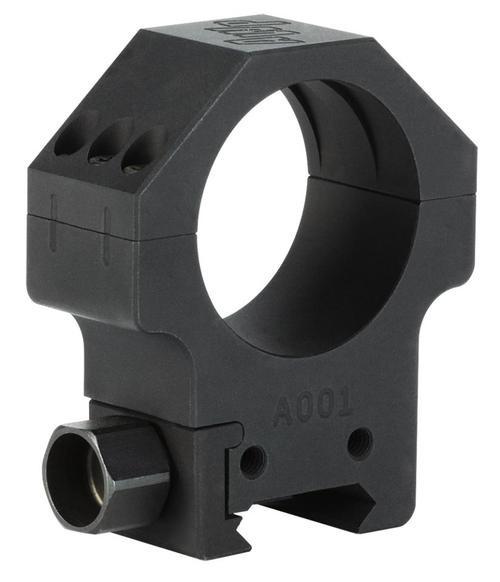 Sig Alpha Scope Ring 1 IN Steel MED Sig Hunting Complete SET Black