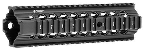 "Troy Bravo 4Rail 9"" AR-15 Aluminum Black"