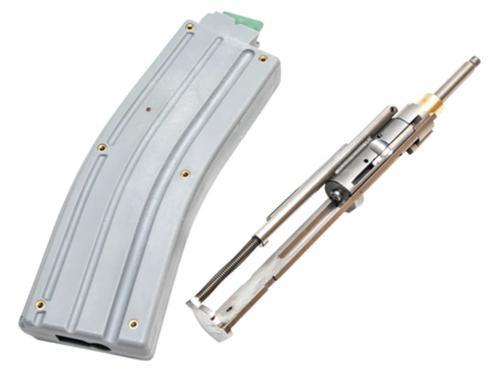 CMMG 22LR AR Converstion Kit - Bravo 22LR Stainless Steel Construction One 10rd Magazine Gray Finish