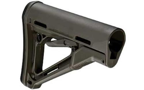Magpul CTR - Compact Type Restricted Stock For Milspec AR15/M16 OD Green