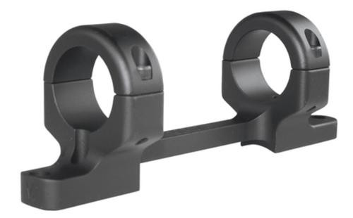 DNZ Remington 700 1-Pc Base & Ring Combo, 30mm, Short Action, Medium, Matte Black