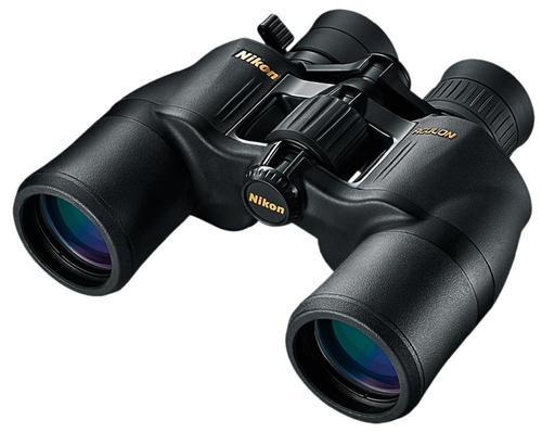 Nikon Aculon A211 8-18x42mm 241ft @ 1000 yds FOV @ 8x 10.3mm Eye Relief Black