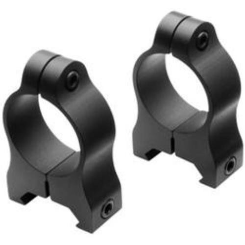 """Nikon A-Series Scope Rings, 1 Pair, Medium Height, 1"""" Tube Diameter, Aluminum"""