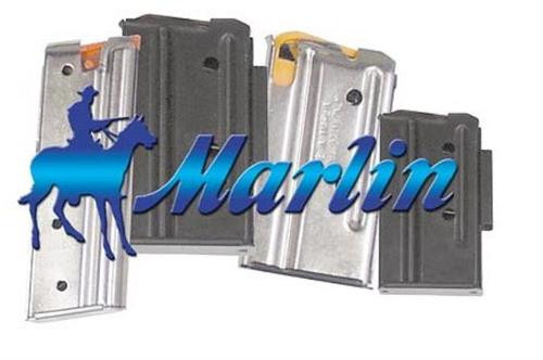 Marlin Magazine Bolt .22 Win Mag Rimfire/.17 HMR Nickel 4rds