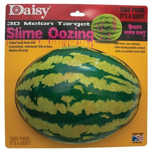 Daisy Oozing 3D Watermelon Target Airgun Pellet/Lead Shot Biodegradable
