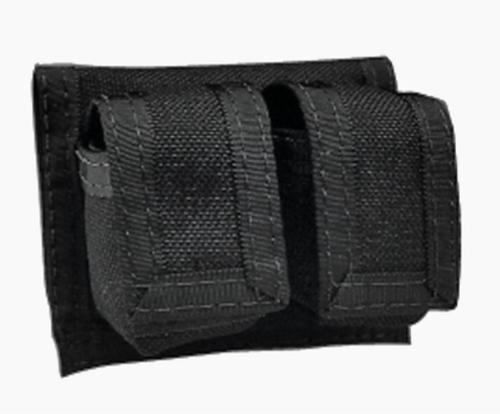 "HKS MEDDBL Fits up to 2.25"" Belts Black Cordura"