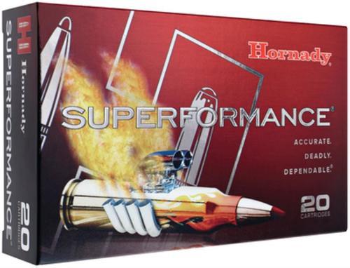 Hornady Superformance .35 Whelen 200gr, Spire Point InterLock 20rd Box