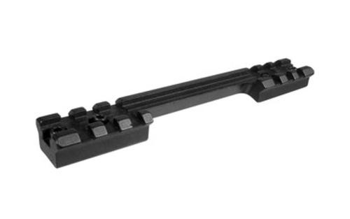 Leapers, Inc. - UTG Scope Mount, Fits Remington 700 Short Action Rifle, 6 Picatinny Slot, Locking Screws included, Black