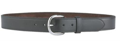 """Galco Belt Cop 36"""", 1.5"""" Wide, Black Leather"""