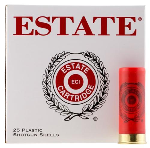 "Estate Dove and Target 12 Ga, 2.75"", 1-1/8oz, 8 Shot, 25rd Box"