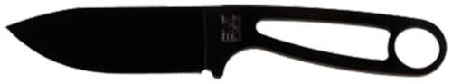 Ka-Bar Becker Fixed 1095 Carbon Drop Point Blade