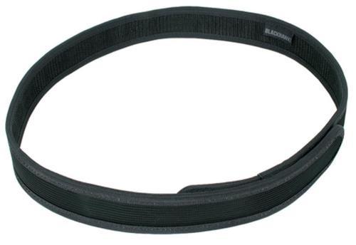 Blackhawk Trouser Belt Molded Cordura Size Large Black