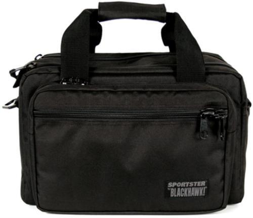 Blackhawk! Sportster Deluxe Range Bag Black Nylon