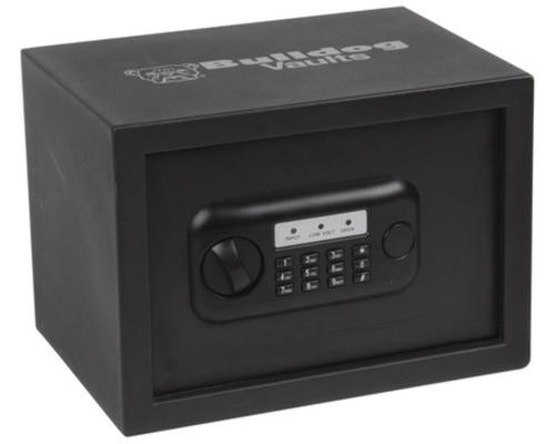 Bulldog Cases Standard Digital Pistol Vault Exterior Dimensions 10x13.5x10 Inches