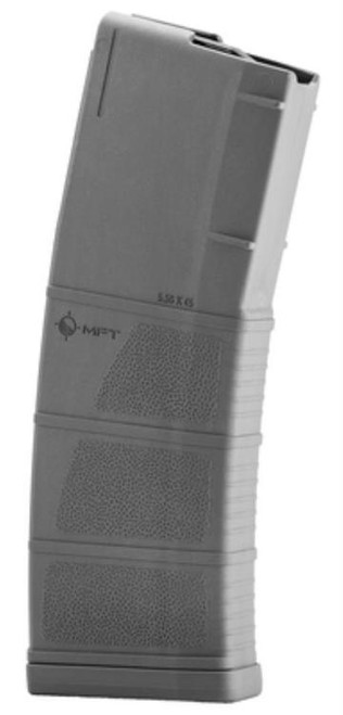 Mission First Tactical Standard Capacity Polymer Magazine AR-15 5.56x45mm/.223 Remington/.300 AAC Blackout Gray