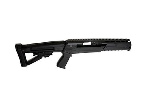 Archangel Sparta Rifle, Mini-14/Mini-30/6.8 Ranch, Carbon Fiber, Aluminum Black