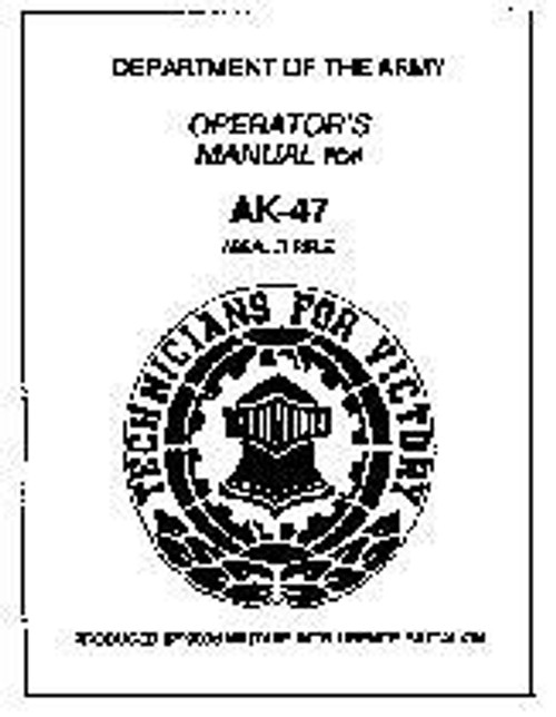 Tapco SKS Operations Manual