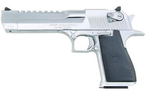 "Magnum Research Desert Eagle, .357 Mag, 6"", Polished Chrome"
