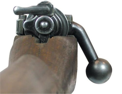 Advanced Technology Mauser Bolt Handle Stainless