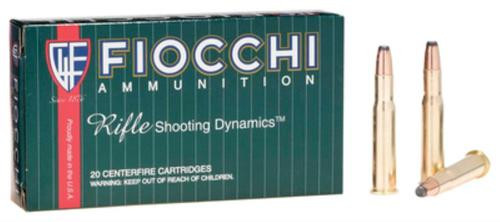 Fiocchi .30-30 Win, 150 Gr, Flat Soft Point, 20rd Box