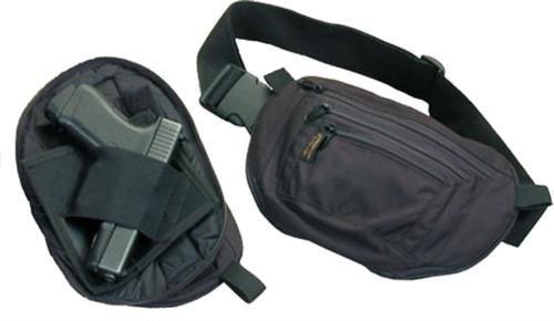 Command Arms Covert Holster Waist Pack 500D Cordura Textured Black