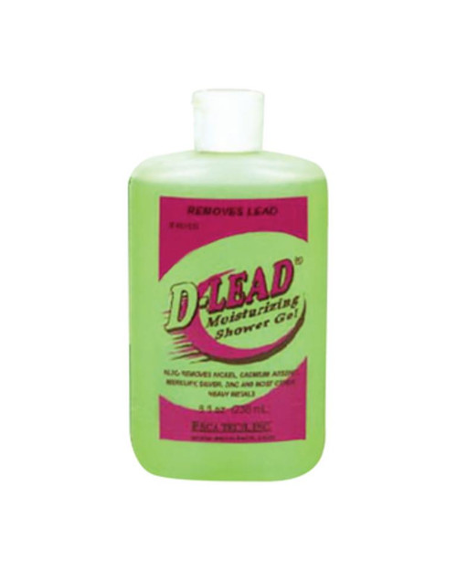 D-Lead Moisturizing Shower Gel, 8oz, 24/Case