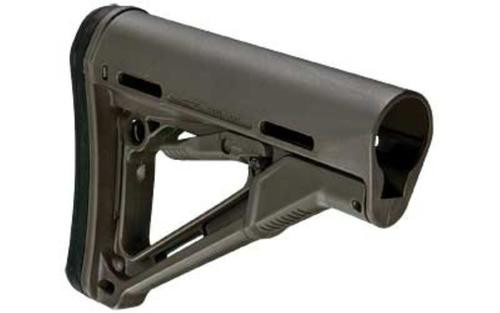 Magpul CTR - Compact Type Restricted Stock For Non-Milspec AR15/M16 OD Green