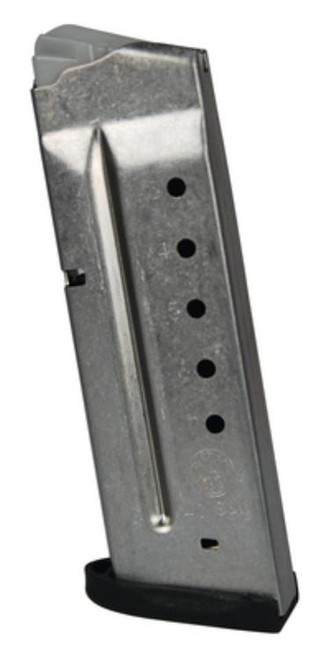 Smith & Wesson S&W Magazine for M&P Shield 9mm, 7 Round, Stainless