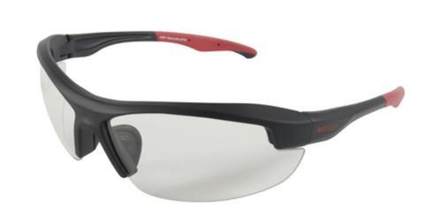 Allen Ruger Core Ballistic Shooting Glasses Black Frame Clear Lens