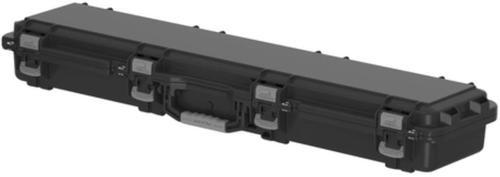 Plano Molding Field Locker Mil-Spec Single Long Gun Case Black
