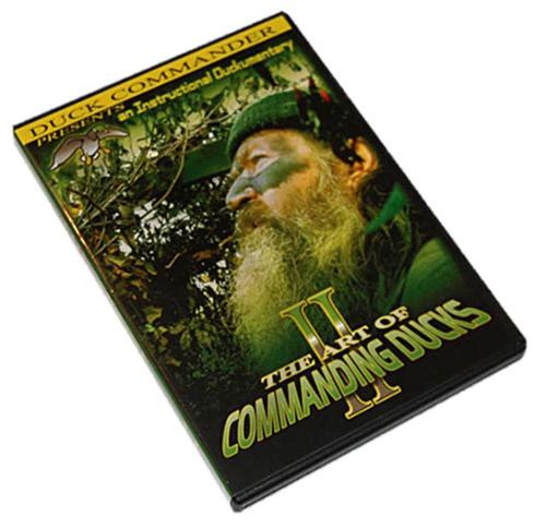 Duck Commander Art of Commanding Ducks II DVD 57 Minutes 2005