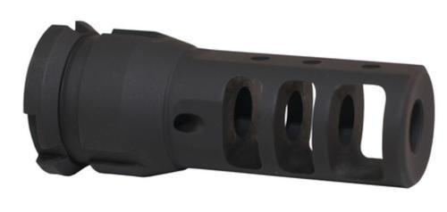 Dead Air Armament Muzzle Brake/QD Key Mount 7.62 NATO 5/8x24 TPI Black