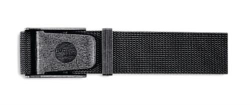 "Uncle Mike's Sidekick Holster Belt, Fits up to 50"" Waist, Black Nylon"