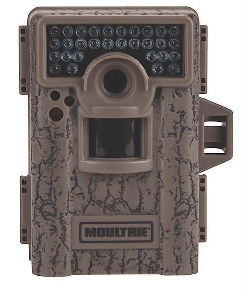 Moultrie Digital Game Camera, 8MP, Mossy Oak Bottomland Camo