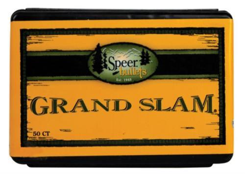 Speer Rifle Bullets Grand Slam 270 Caliber .277 130 Gr, Soft Point, 50/Box