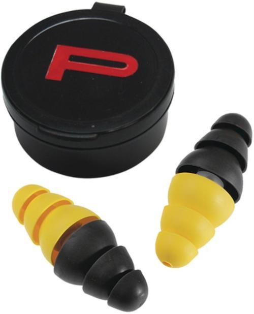 Peltor Indoor/Outdoor Earplugs Black/Yellow