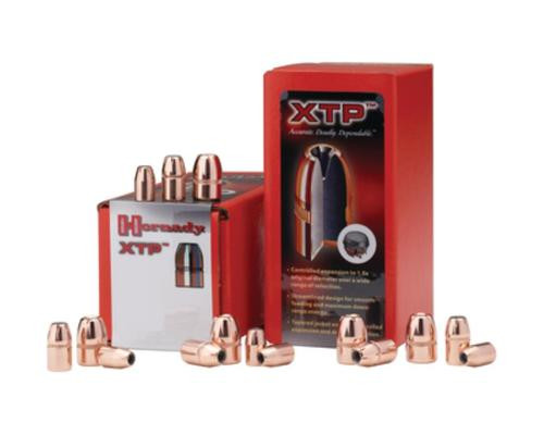 Hornady XTP Jacketed Pistol Reloading Bullets .309 Diameter 90gr, Hollow Point, 100rd/Box